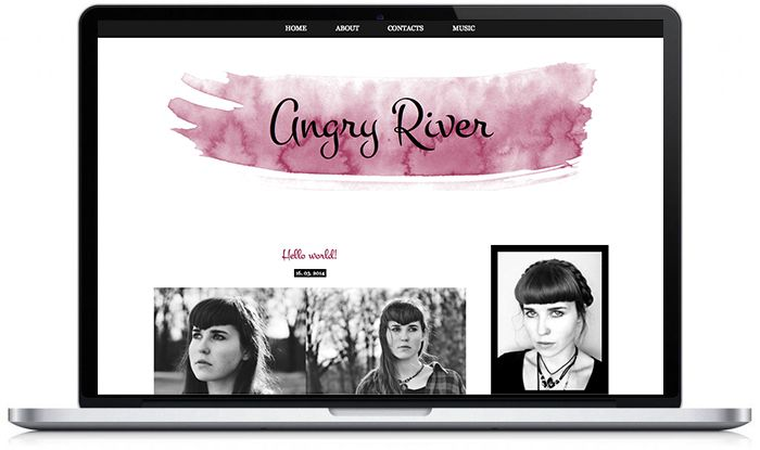 Pre-made #wordpress & #blogger templates can be purchased here: www.etsy.com/... ! #bloggers #blog #theme #design #web #graphic #layout #watercolour #handwritten www.donttellanyone.net