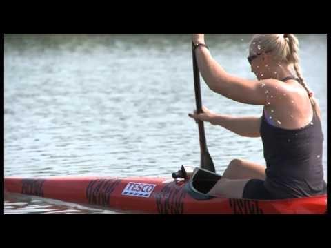 Rachel Cawthorn - Kayak Flatwater - course en ligne