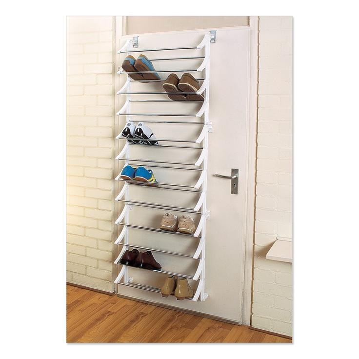 I'd make it in wood & hang somewhere else. Good Idea.