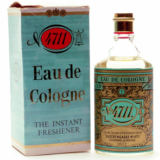 "The original Eau de Cologne is a spirit-citrus perfume launched in Cologne in 1709 by Giovanni Maria Farina (1685–1766), an Italian perfume maker from Santa Maria Maggiore Valle Vigezzo, Italy. In 1708, Farina wrote to his brother Jean Baptiste: ""I have found a fragrance that reminds me of an Italian spring morning, of mountain daffodils and orange blossoms after the rain"". He named his fragrance Eau de Cologne, in honour of his new hometown.  I've also heard that 4711 was marketed as a…"