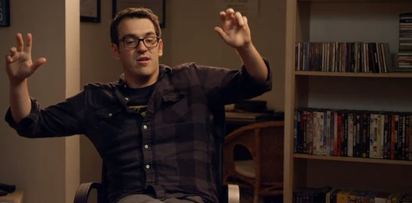 Look! It's LA's Punk Rock Comedian DAVE ROSS on Comedy Central's Drunk History!