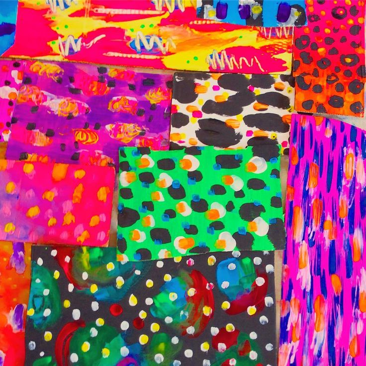 "60 Likes, 3 Comments - Laura and Emily (@make_art_school) on Instagram: ""Pattern, colour and cray cray.  #artistsofinstagram #ballaratartists #colourandpattern…"""