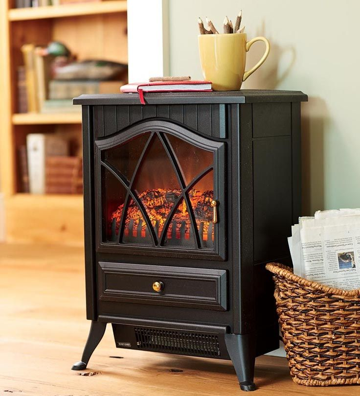 Fake Fireplace Space Heater
