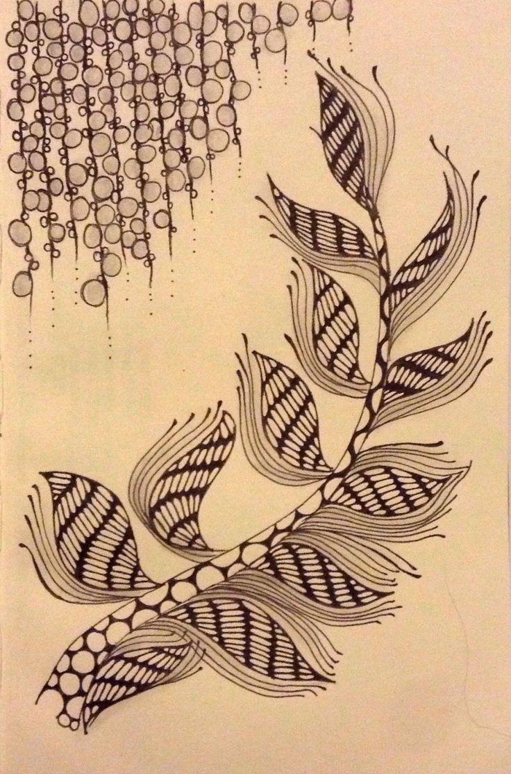 Becky Art - Zentangle
