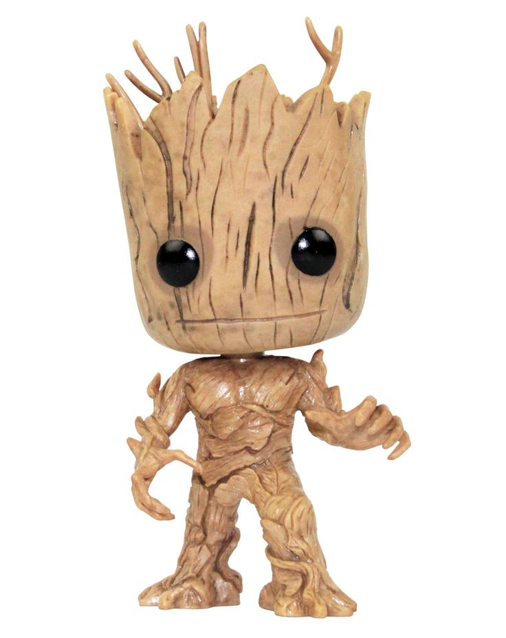 Funko Pop! Guardians Of The Galaxy Groot collectable figurehttp://www.vanillaunderground.com/funko-pop-guardians-of-the-galaxy-groot-vinyl-bobblehead-figure-g45775.html