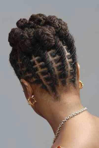Enjoyable 1000 Images About Sisterlocks On Pinterest Black Women Natural Short Hairstyles Gunalazisus