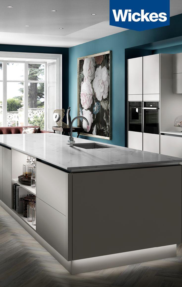 67 best Dream Kitchens images on Pinterest   Kitchen extensions ...