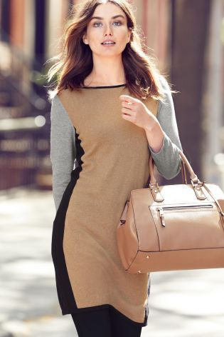 Envelope Neck Tunic from Next