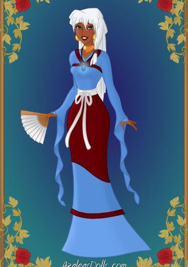 disney princess kida - photo #45