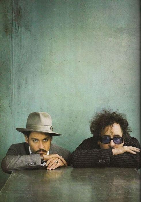 Tim & Johnny <3: Johnny Depp, Film, Famous, Celebrity, Movie, Celebs, Tim Burton, Things, Timburton