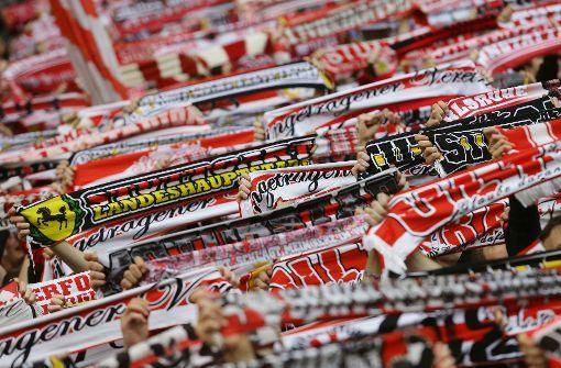 Zu einem Zwischenfall ist es vor dem Spiel des VfB Stuttgart am Sonntagnachmittag gegen den SC Freiburg gekommen. (Symbolbild) Foto: Pressefoto Baumann