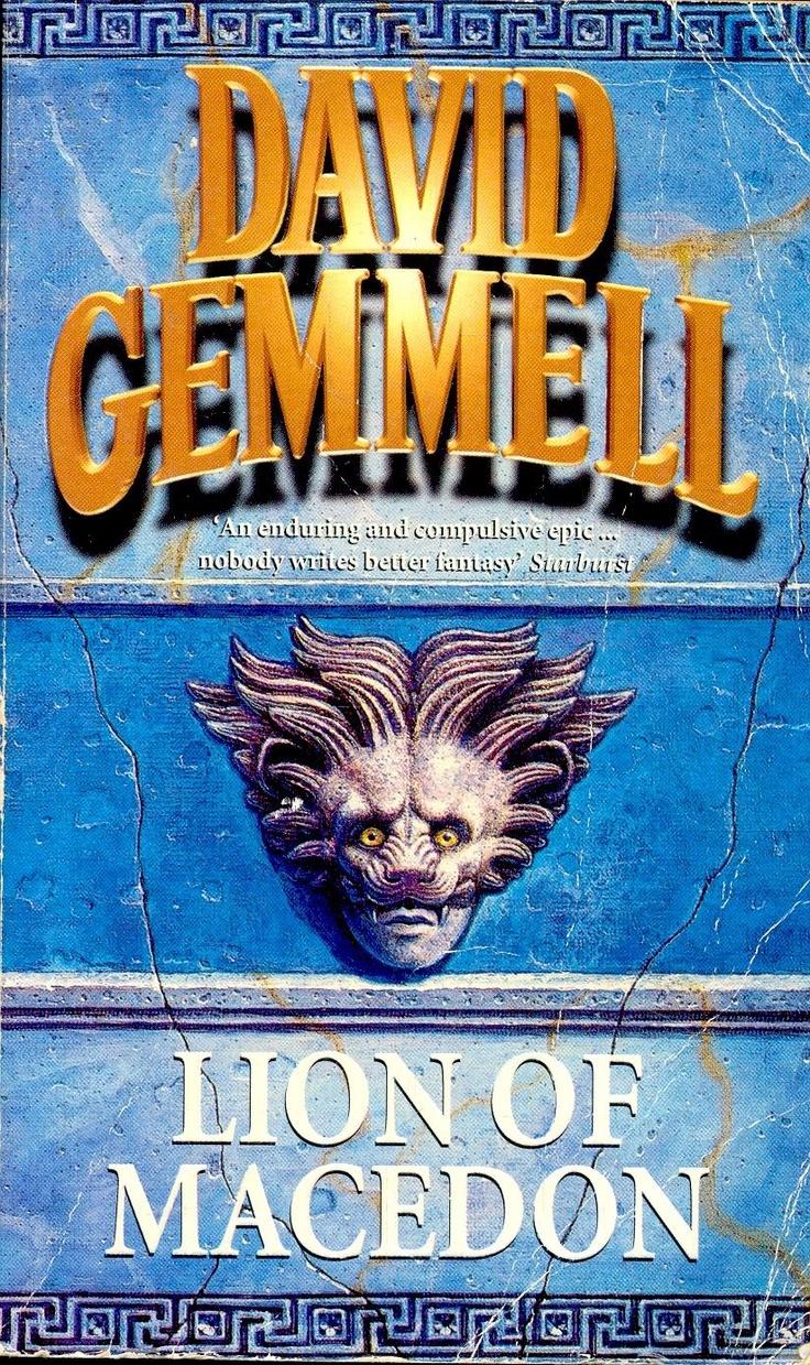 Lion Of Macedon  David Gemmell