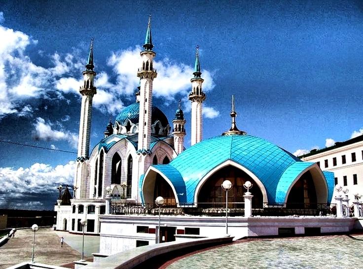 Qolsharif mosque Kazan, Tatarstan (Russia)
