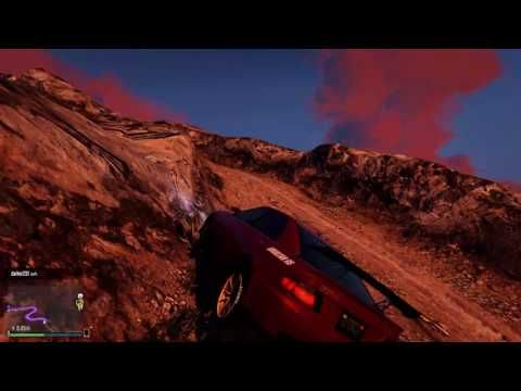 SULTAN RS | CLIMBING MOUNT CHILIAD | GRAND THEFT AUTO V