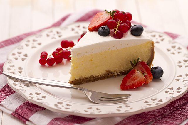 La cheesecake, un mito intramontabile.