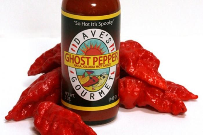 6) Dave's Gourmet Ghost Pepper Jolokia Sauce: 650,000 Scoville Units from The World's 10 Spiciest Hot Sauces Slideshow