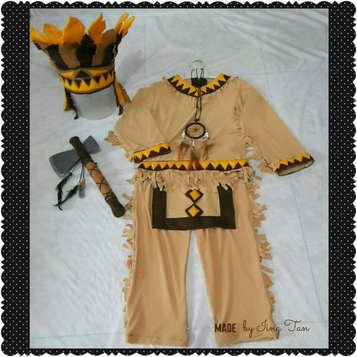 Indian costume ^^
