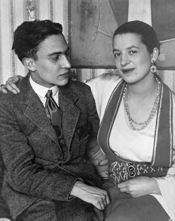 Raymond Radiguet & Marcelle Meyer