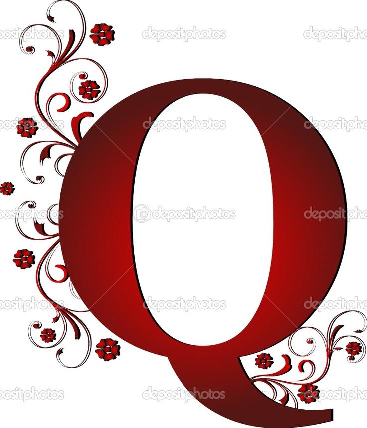 The letter Q | Alphabets: Q | Pinterest