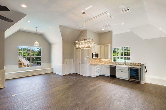 Image Result For Over Garage Apartments Open Floor Plan