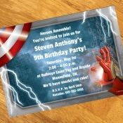 Captain America Civil War Party Supplies at Birthday Direct