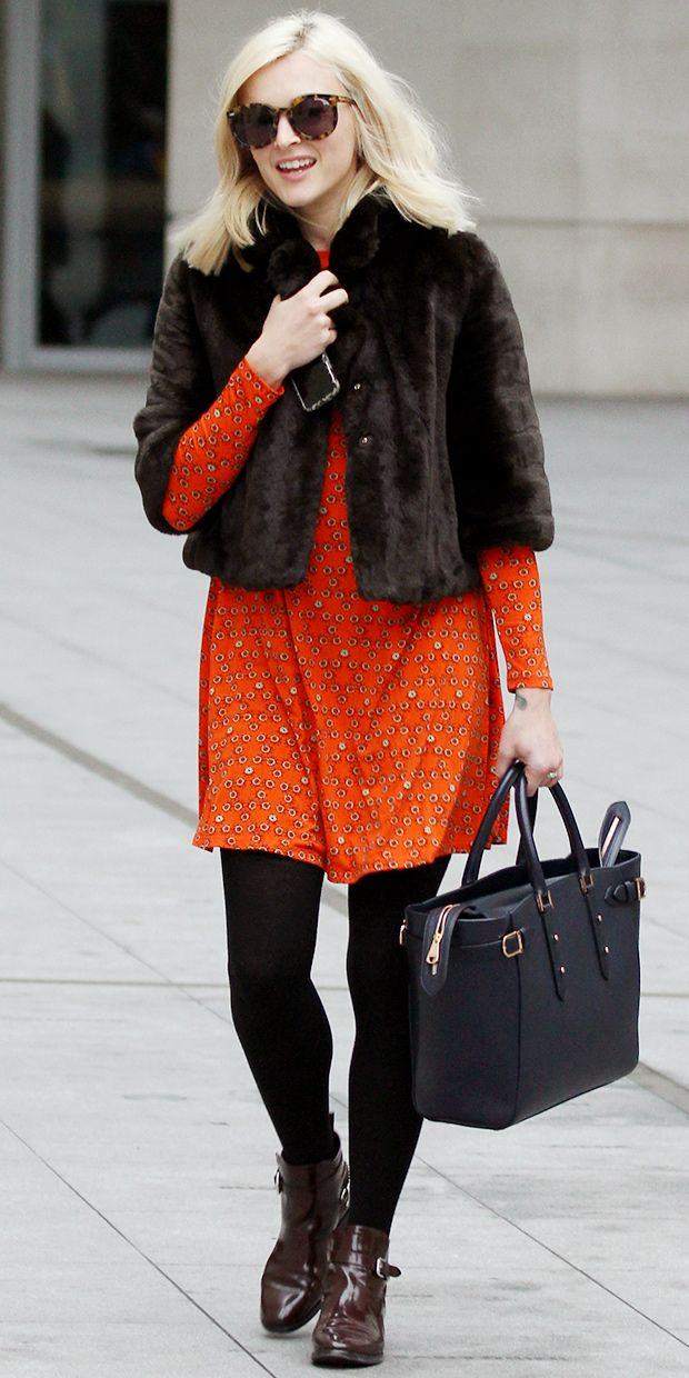 @Who What Wear - Fearne Cotton Takes Her Cold Weather Wardrobe To The Bright Side