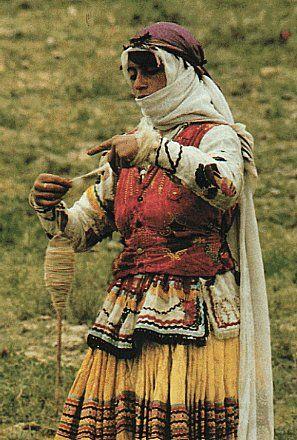 Iran | Portrait of a Ashayer woman ~ Iran's nomads | ©iran.net.au