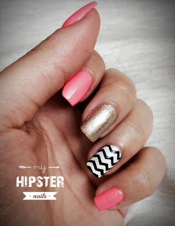 The 25 best hipster nail art ideas on pinterest black dot nails hipster nails prinsesfo Choice Image