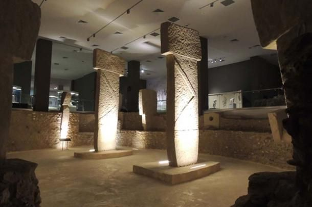 """""""Pillar 43 of Enclosure D, the cryptic 'Tauroctony' of Göbekli Tepe, received focus as a cenotaph remembering the cometary encounter proposed for causing the Younger Dryas event."""" In other words, it could be that people with great knowledge were sending a message in stone to watch the Taurid meteor stream, because it decimated their civilization."""