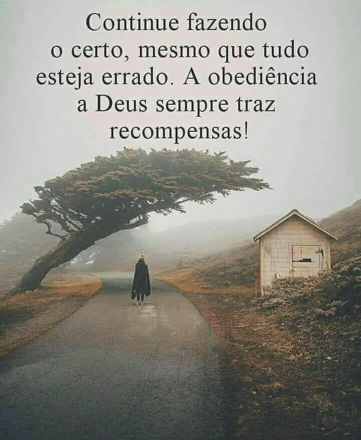 Continue Fazendo O Certo Mesmo Que Tudo Esteja Errado Frases Construtivas Citações Sobre A Natureza Frases De Deus