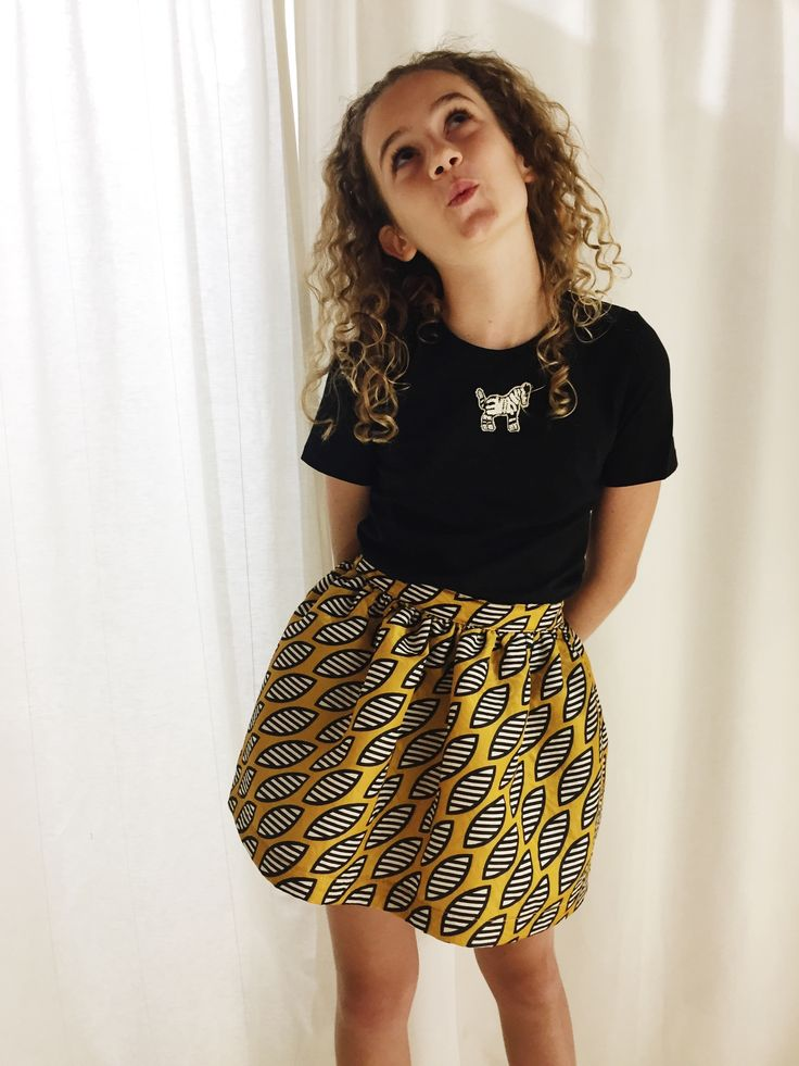 dreaming about Africa ❤️. .   . . .  #charlottewix#africanstyle#afroskirt#skirt#tshirt#zebra#girl#girlpower#fashionkids#fashionstyle#fashiondesign#newcollection#newbrand