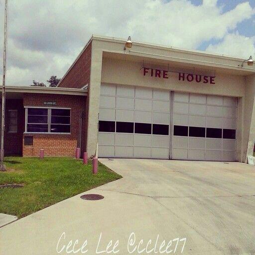 Legion Park Fire Station Houma Fire Dept. Houma, Louisiana