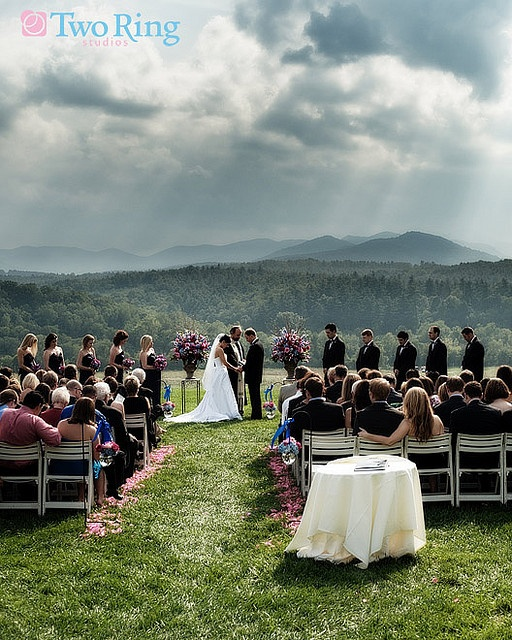Wedding at the Inn on Biltmore Estate by Two Ring Studios, via Flickr