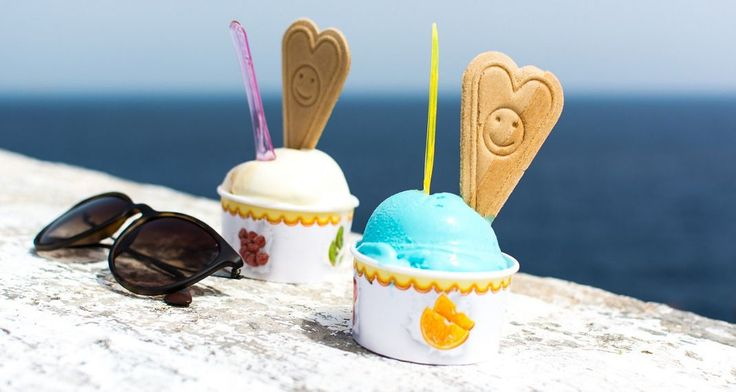 Τα καλύτερα παγωτά της πόλης