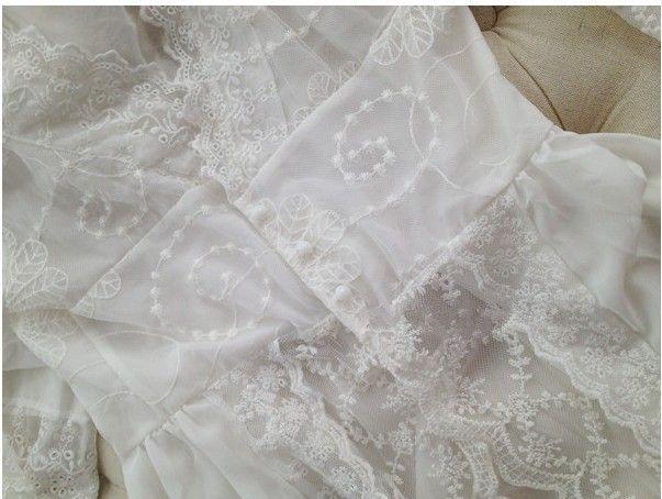 Пижамы Сексуальные Длинные Ночное Белый Кружева Винтаж Платье Принцессы Средневековый Ночной Рубашке Европейский Дворец в стиле Халат Красивые Свадебные Платья купить на AliExpress