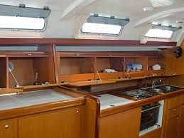 17 best images about catalina ideas galley on pinterest for Boat galley kitchen designs