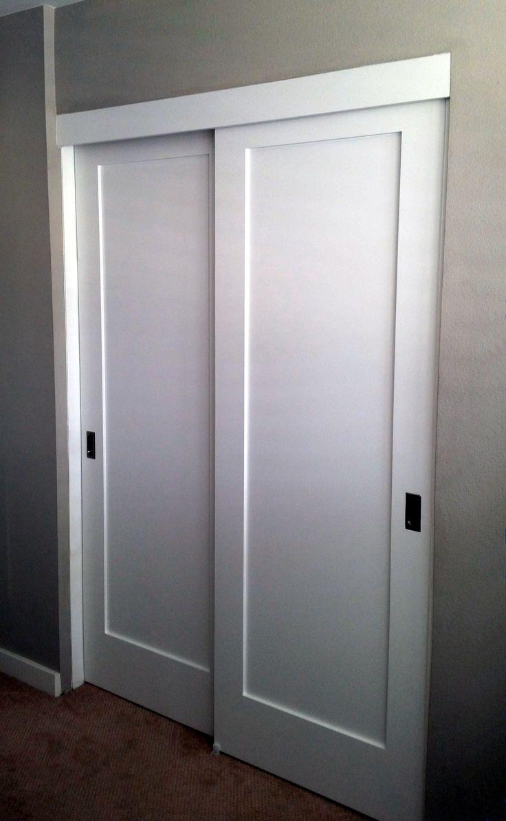 Panel Louver and Flush Doors  Interior Doors and Closets  Shelving  Pinterest  Closet