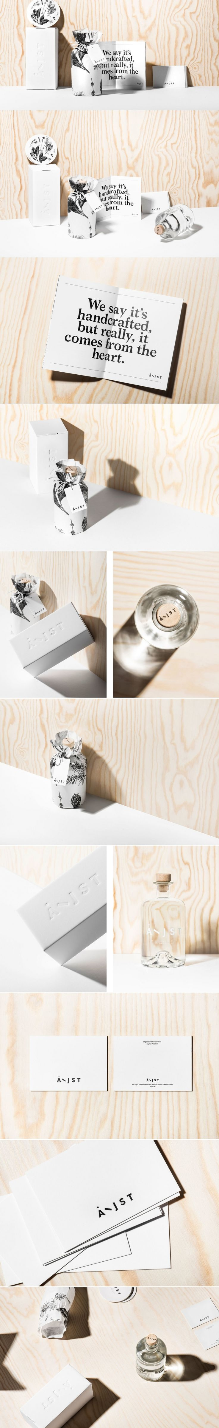 Aeijst Styrian Pale Gin — The Dieline | Packaging & Branding Design & Innovation News