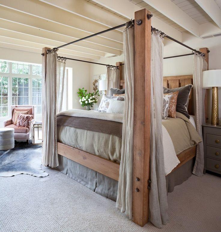 50 supernatural diy bed canopy ideas will make you sleep