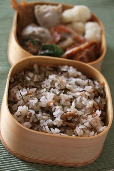 松前漬けの炊き込みご飯弁当 by mt_sophiaさん | レシピブログ - 料理 ...