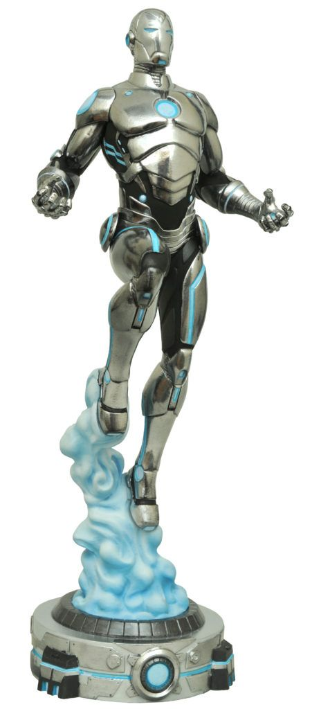 2017 SDCC Exclusive Superior Iron Man Marvel Gallery Statue