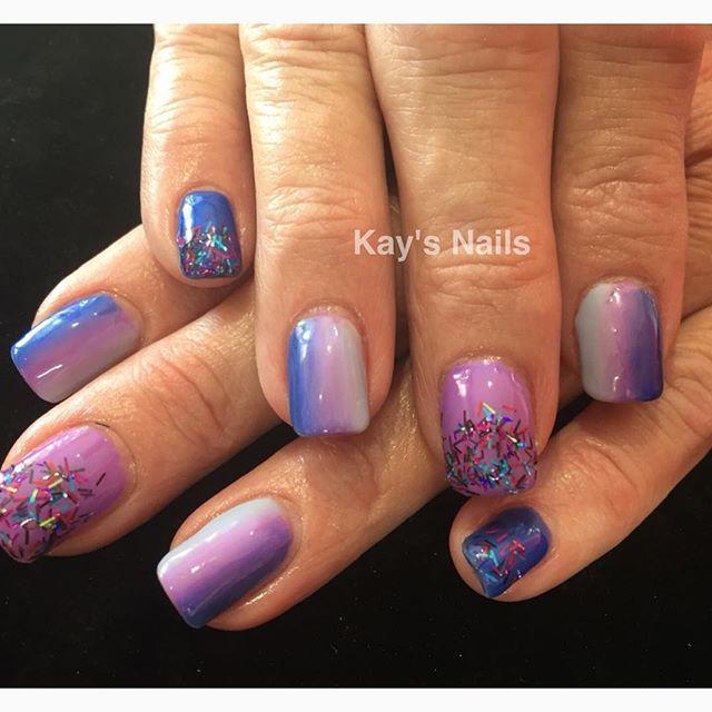 #kaysnailsandbeauty #goldcoast #sculptured#acrylic #nails #nailbeauty #nailartjunkie #nailartist #nailaddict #nailpromote #gfagelpolish #handpainted #designs #glitterheaven #glitter#nailswag #nailsalon #nailslove #nailsfashion #nailstylist #nailtech #nailinspiration