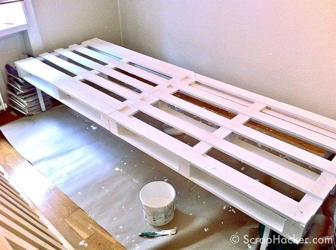 meer dan 1000 idee n over bettrahmen op pinterest water. Black Bedroom Furniture Sets. Home Design Ideas