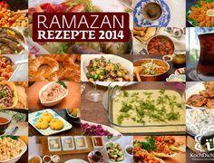 Ramadan-Rezepte 2014