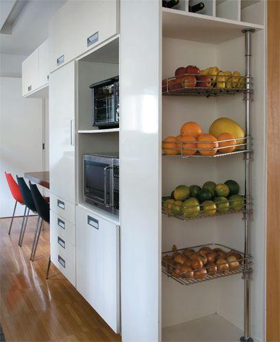 8 projetos de cozinhas primorosas - Casa  Visite www.saudeprospera.com.br e saiba dicas para cuidar do seu corpo.