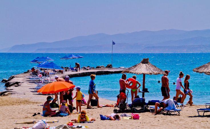 Crete's Nana Beach Hotel Sets 'Green' Example.