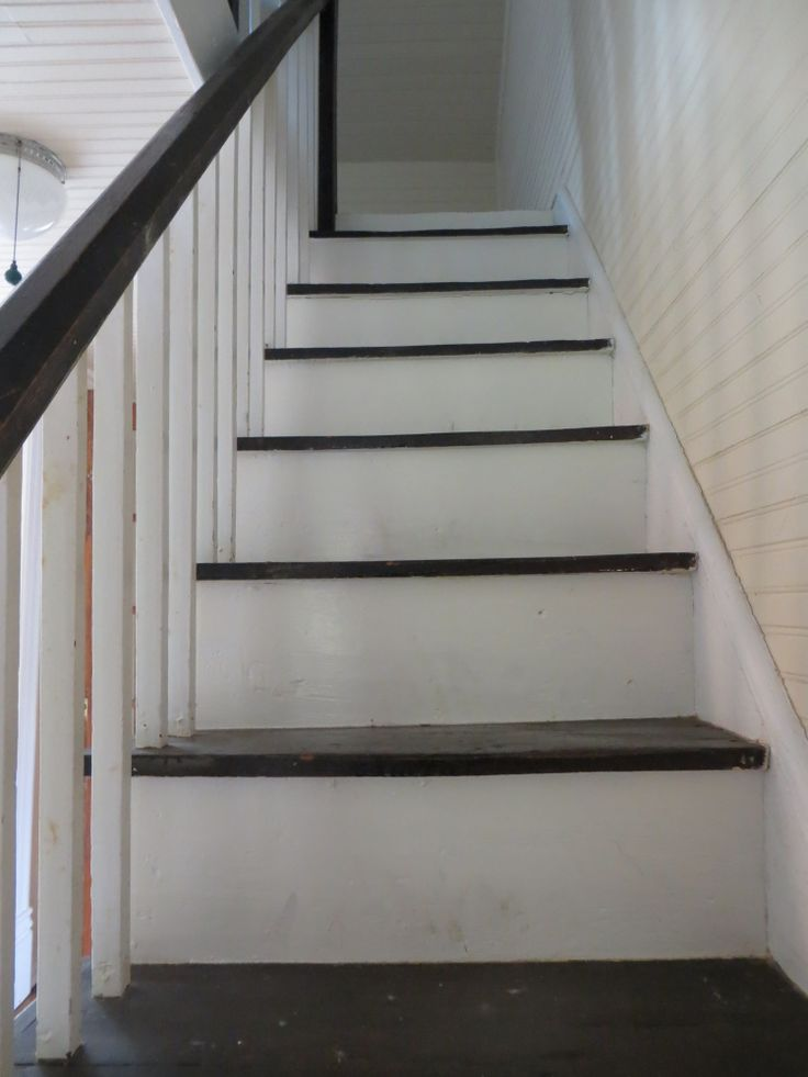 160 Year Old Stairs   Still Standing Strong