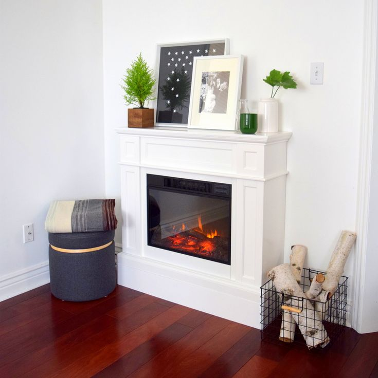 decorating with an electric fireplace white fireplace framewhite