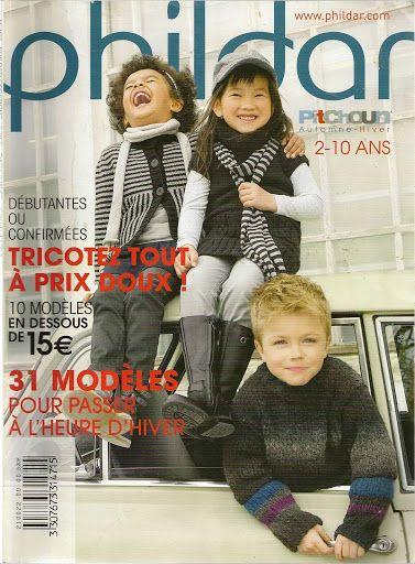 Phildar 22 - Les tricots de Loulou - Picasa Albums Web
