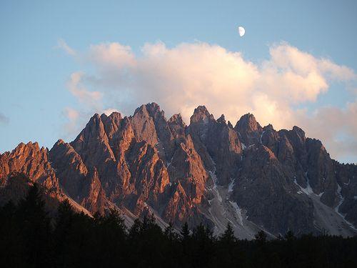 Trentino Alto Adige San Candido Montagne Italiane #TuscanyAgriturismoGiratola